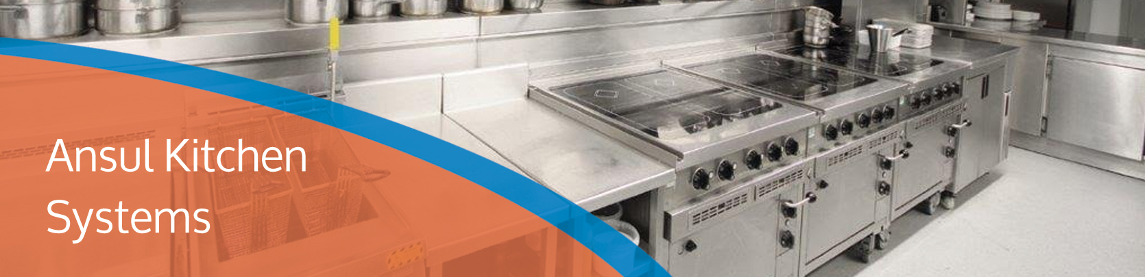 ansul kitchen systems hero image for mi fire protection services