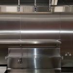 Ansul Kitchen System with nozzles